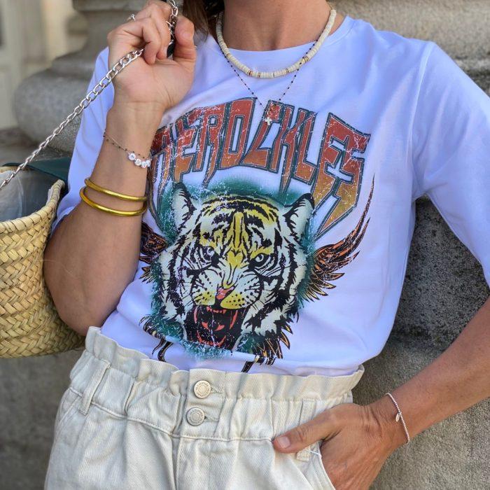 Vila, vila clothes, teeshirt Rock, tee shirt Lion,, maison prune, boutique nantes, boutique bordeaux, maison prune nantes, maison prune bordeaux, concept store nantes, concept store bordeaux, pret à porter nantes, pret à porter bordeaux