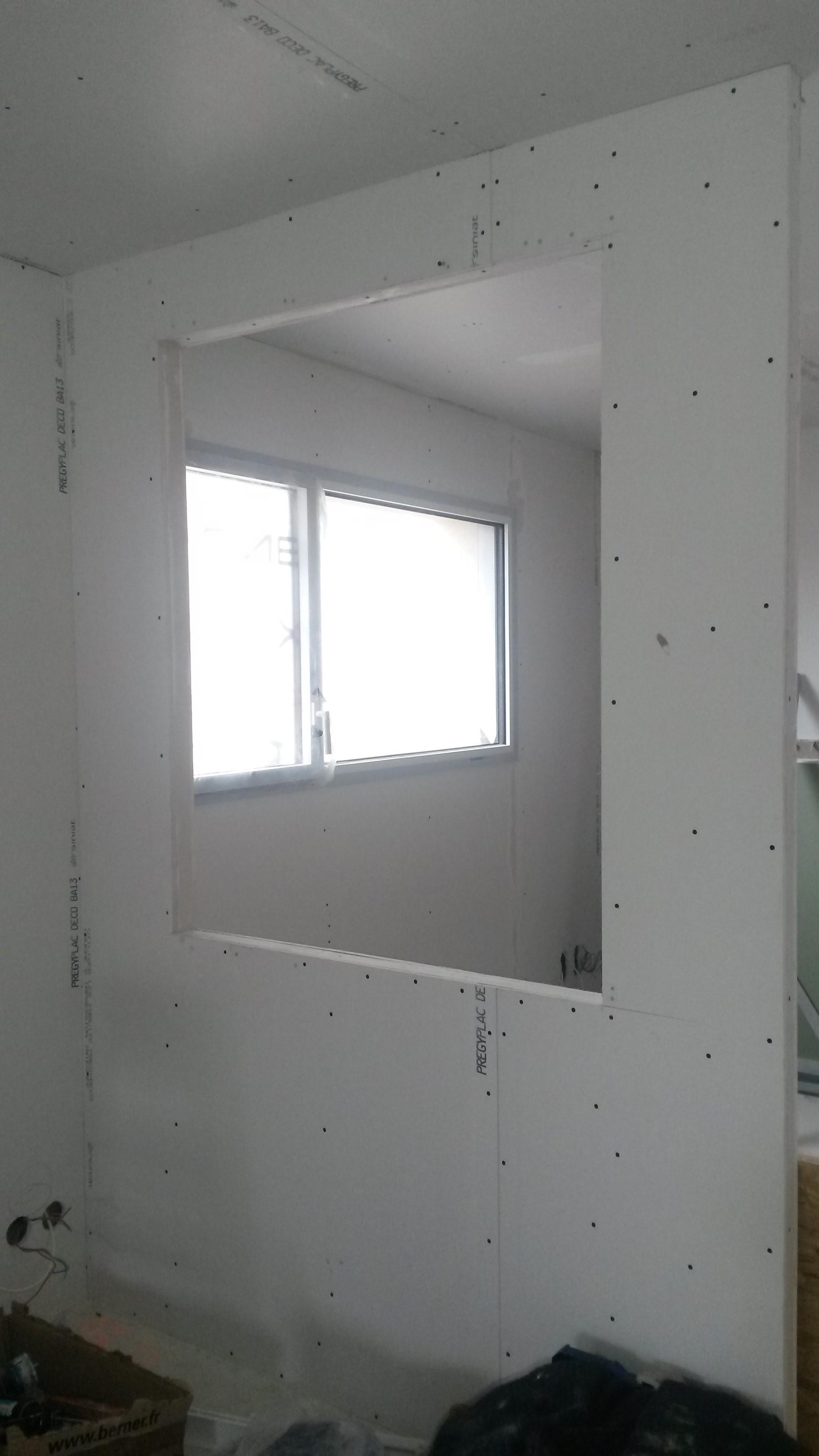 Faire Une Verriere Interieure Style Atelier Pas Cher Construction De Notre Maison Rt2012