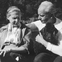 Elsa Triolet et Louis Aragon - Le moulin de Villeneuve