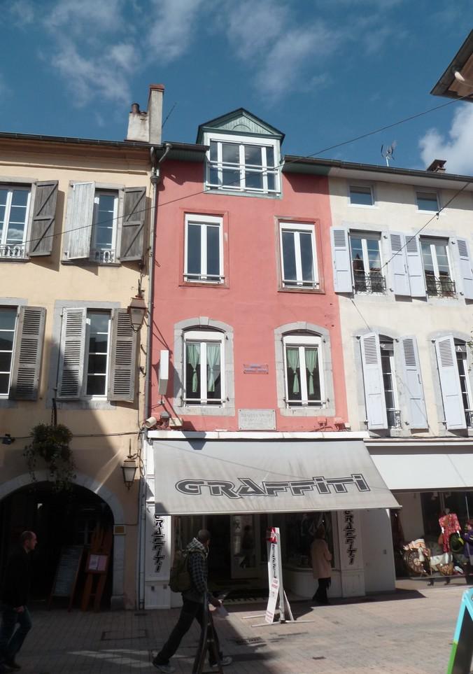 Th ophile gautier tarbes et neuilly sur seine maisons - La maison de judith ...