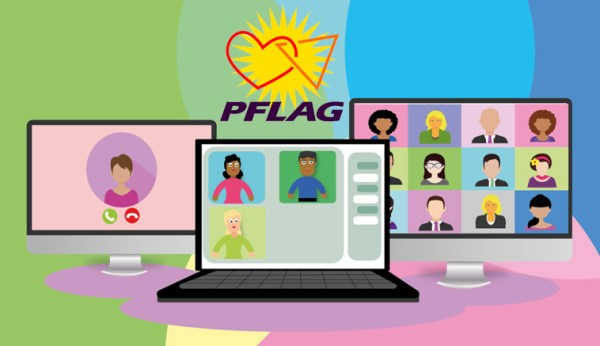 PFLAG - LGBTQ+ Support Group Virtual Meeting - January 14th