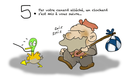 5-clochard