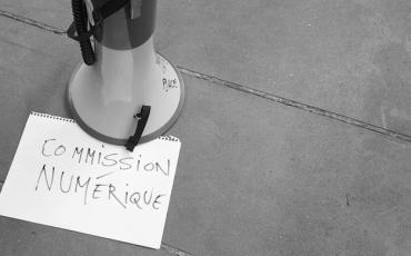 Nuit Debout commission numérique #NuitDebout