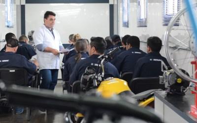 Abertas as inscrições para cursos gratuitos ofertados pelo Senai de Pinhais