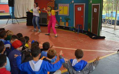 Unidades de ensino de Pinhais recebem ações que visam combate ao Aedes aegypti