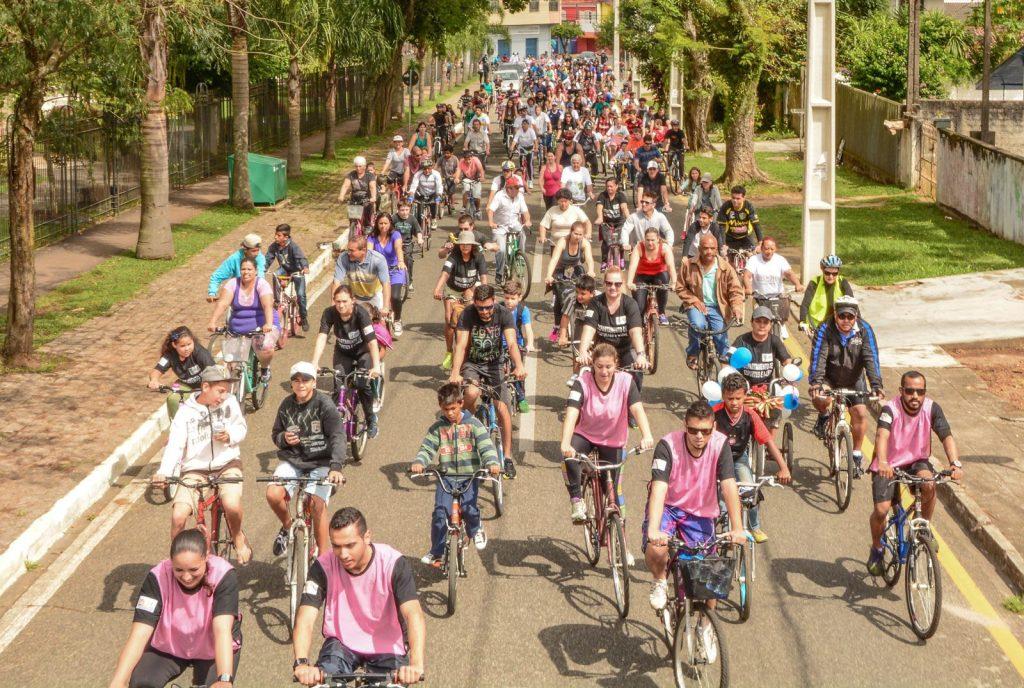 Passeio Ciclístico Primavera