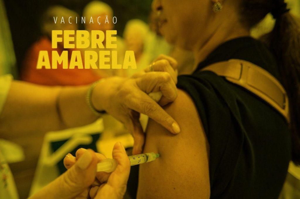 Vacinação Febre Amarela Pinhais