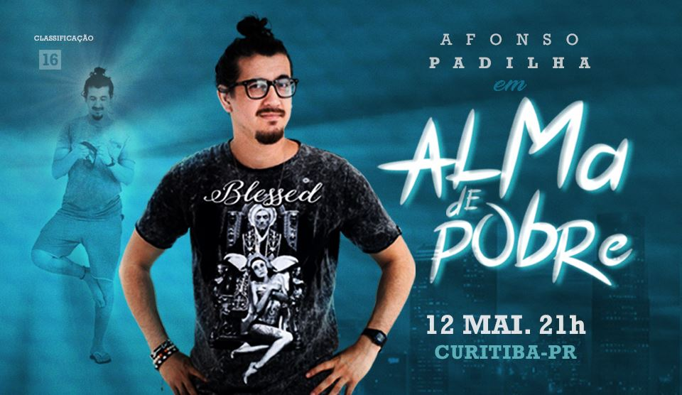 Alma de Pobre - Afonso Padilha