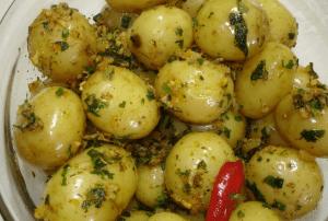Salada de Batatinhas