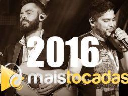 2016 musicas mais tocadas