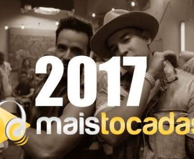 2017 musicas mais tocadas