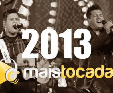 musicas mais tocadas de 2013