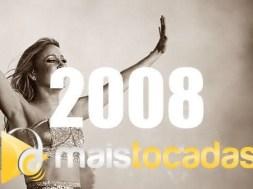 musicas mais tocadas 2008