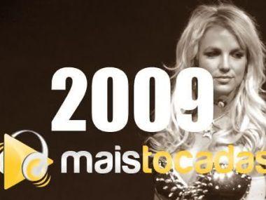 musicas mais tocadas 2009