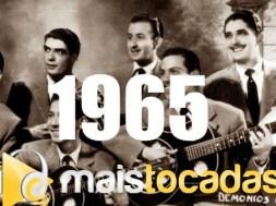 musicas mais tocadas 1965