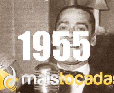 musicas mais tocadas 1955