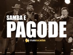 Pagode e samba mais tocados 2021