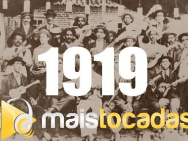 1919 mais tocadas