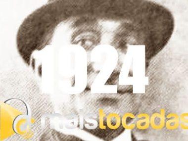 1924 mais tocadas