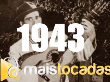 1943 mais tocadas