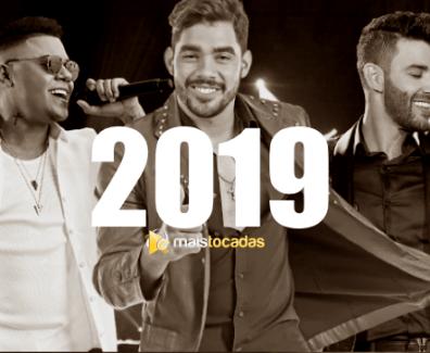 musicas mais tocadas em 2019