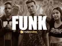 Funks mais tocados