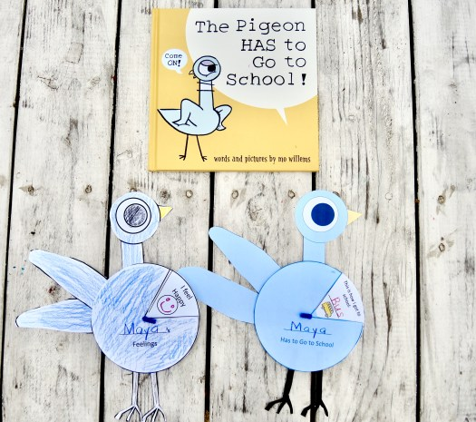 back to school craft – MaiStoryBook