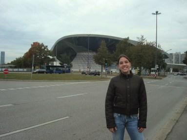 Centro de exibições BMW Welt em Munique