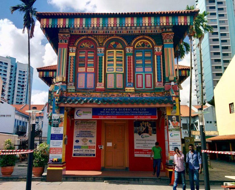Casa Colorida De Tan Teng Niah, Tan Teng Niah House