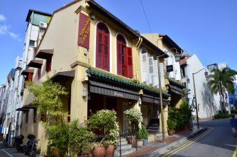Houses in Singapore, casas em Singapura