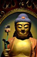 Templo da Relíquia do Dente de Buda em Singapura, Buddha Tooth Relic Temple and Museum, Buda, imagem de Buda
