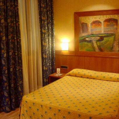 Detalhes do quarto do Hotel Principal