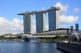 Hotel Marina Bay Sands em Singapura