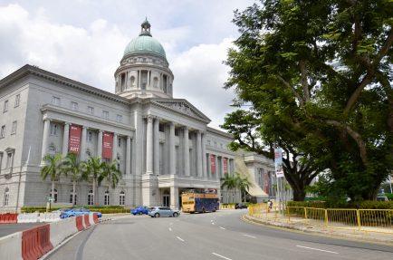 National Gallery Singapore, Galeria Nacional de Singapura
