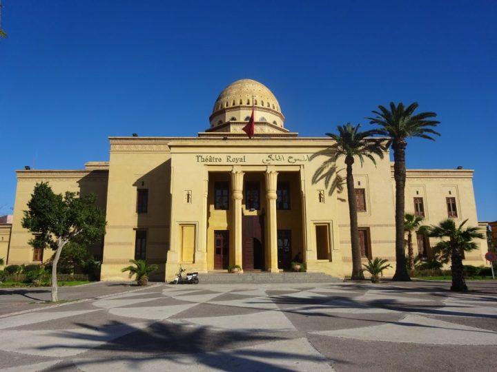 Teatro Real de Marraquexe, Marrocos