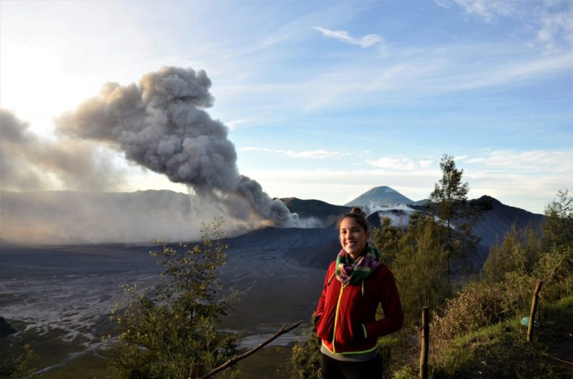 Vulcão Bromo Indonésia