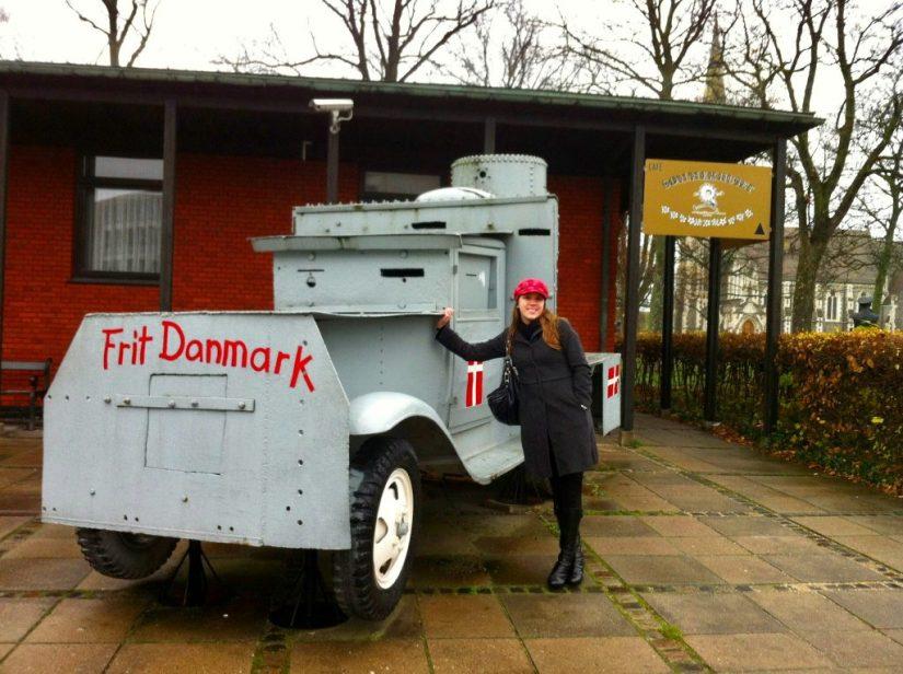 Museu da resistência dinamarquesa