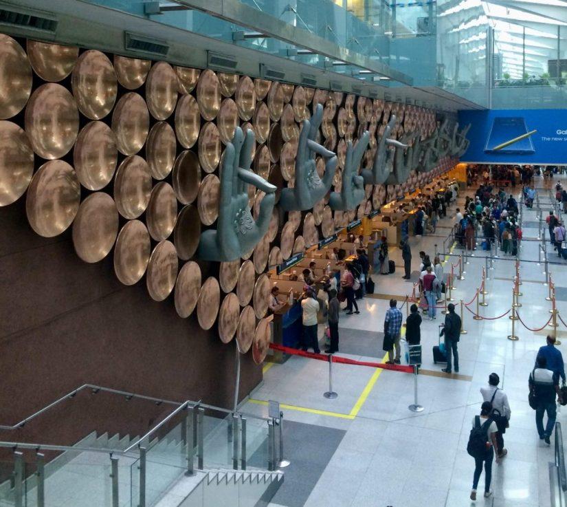Aeroporto Internacional Indira Gandhi, Nova Deli