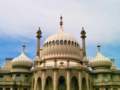 Royal Pavilion em Brighton.