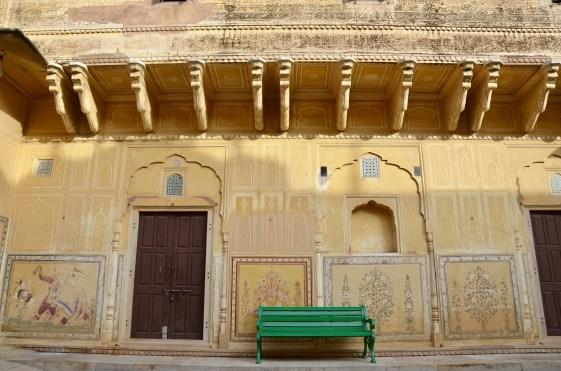 Forte Nahargarh em Jaipur, Tiger Fort