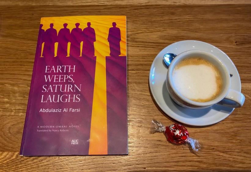 Livro do Omã, Earth Weeps Saturn Laughs, Abdulaziz Al Farsi