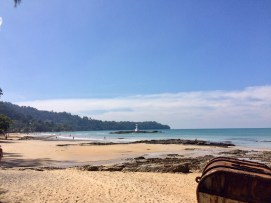 Nang Thong Beach, Thailand