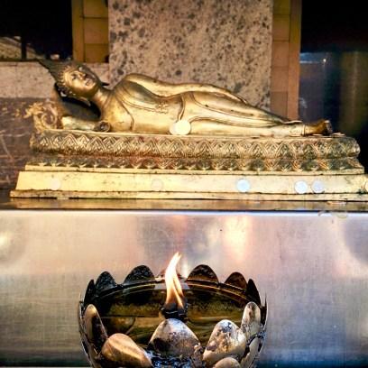 Templo Wat Phra That Doi Suthep na Tailândia