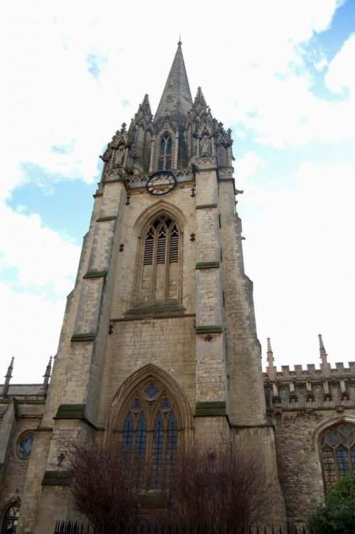 University Church of Saint Mary the Virgin