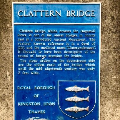Clattern Bridge, Kingston