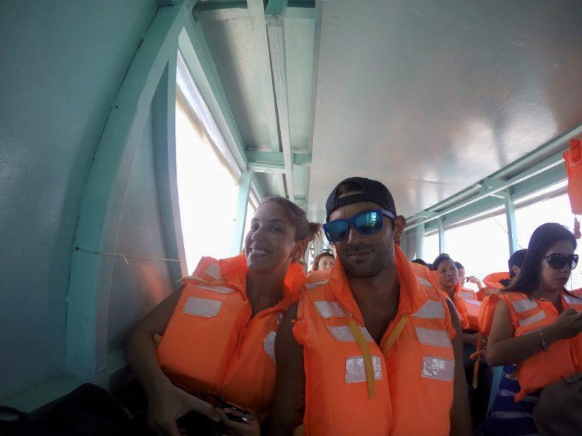 Barco para Boracay