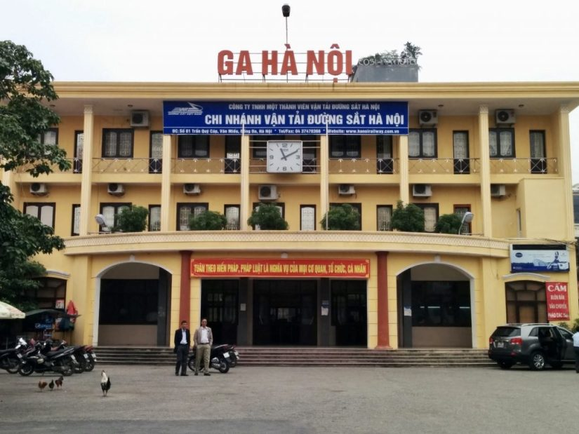 Ga Hà Nội, terminal ferroviário no Vietnã