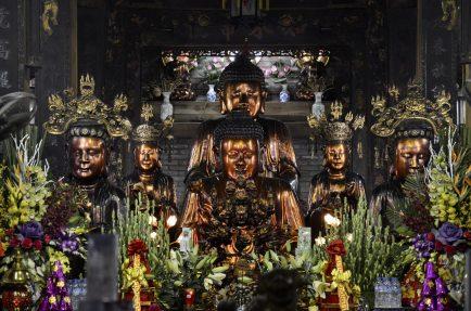 Ba Da Pagoda, templo em Hanoi
