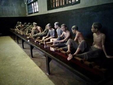 Prisão de Hoa Lo em Hanoi, Vietnã