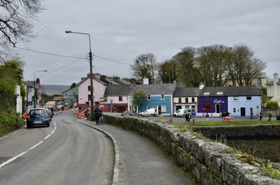 Vila Kinvara, condado de Galway, Irlanda